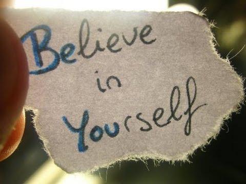 OF SELF BELIEF
