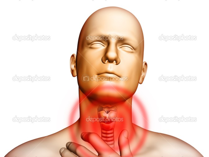 SORE THROAT COULD KILL YOU!