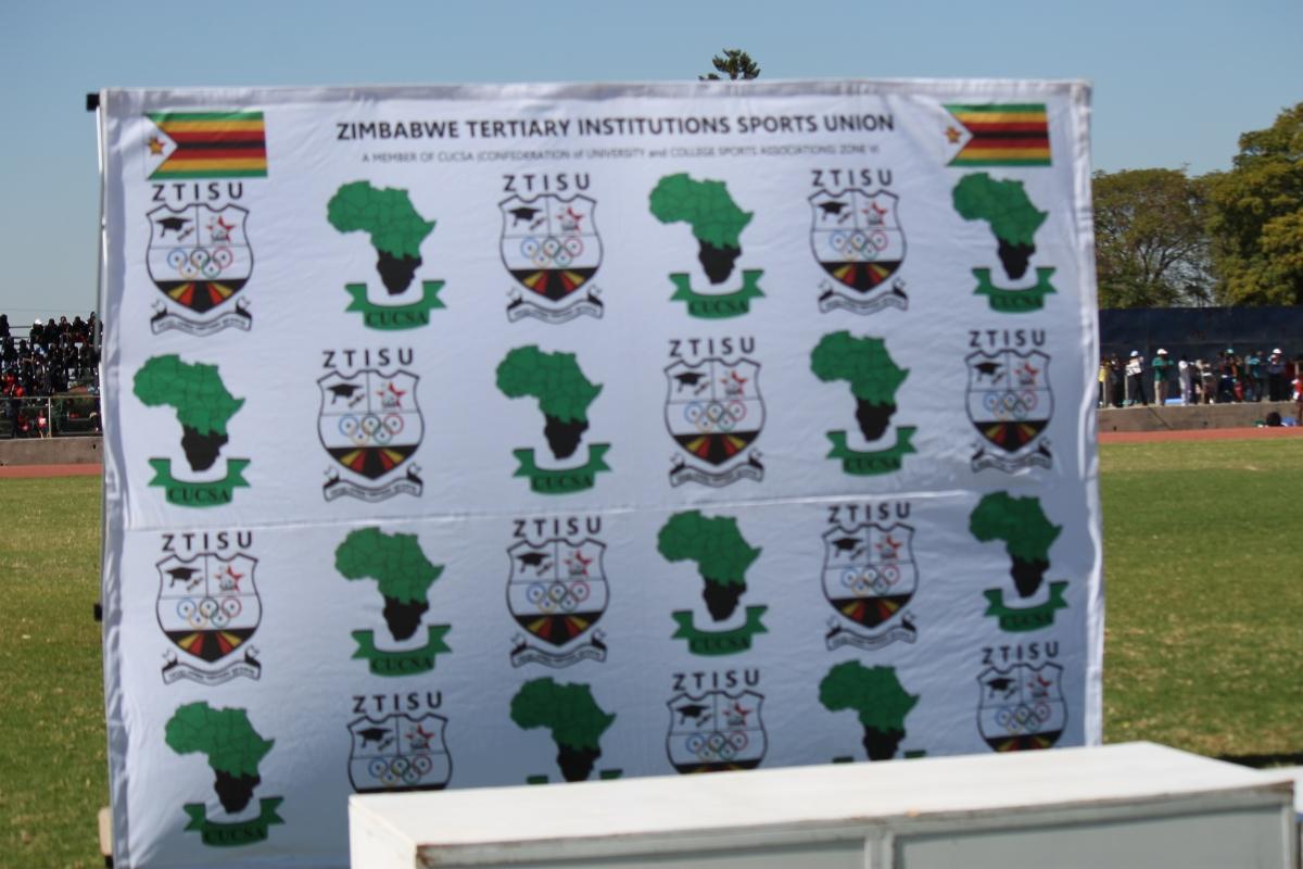 ZIMBABWE TERTIARY INSTITUTIONS SPORTS UNION (ZTISU) 2016 PHOTO GALLERY