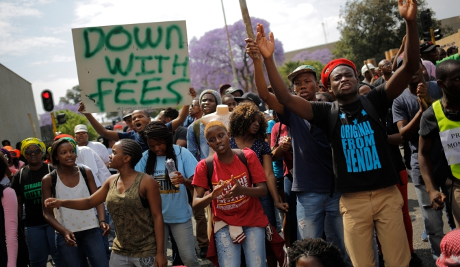 THE BIG STORY: National university shut down in South Africa