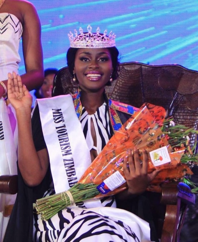 ASHLEY MORGEN CROWNED MISS TOURISM 2016
