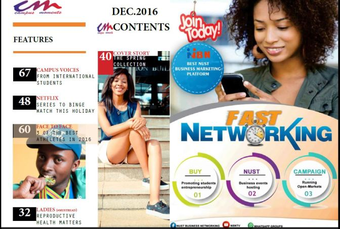 Just In Case You Missed it: December 2016 Issue Preveiw