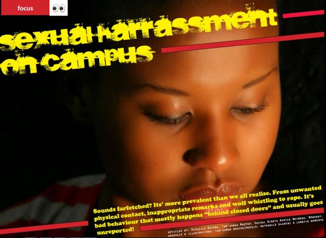 #HearMeToo: How Can I Deal With Sexual Harassment On Campus?