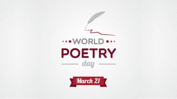 It's World Poetry Day & We're Up To Some Poetic Justice