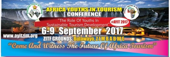 AFRICA YOUTH IN TOURISM CONFERENCE (6- 9 September 2017)