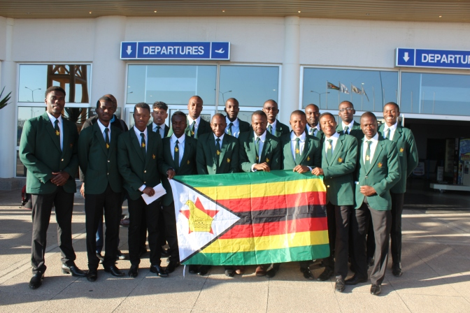 Zimbabwe off to Redbull Campus Cricket World Final in Sri Lanka