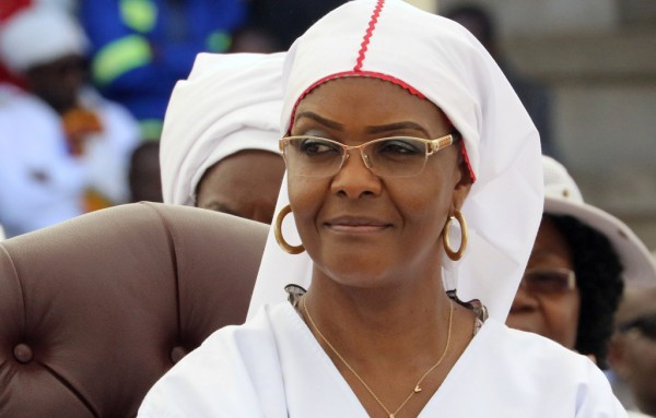 UZ  releases Grace Mugabe's PhD thesis, four years later