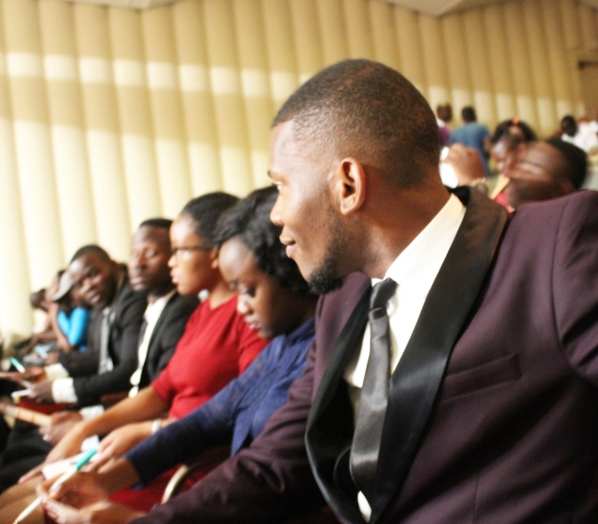 Nust students express joy at resumption of lectures