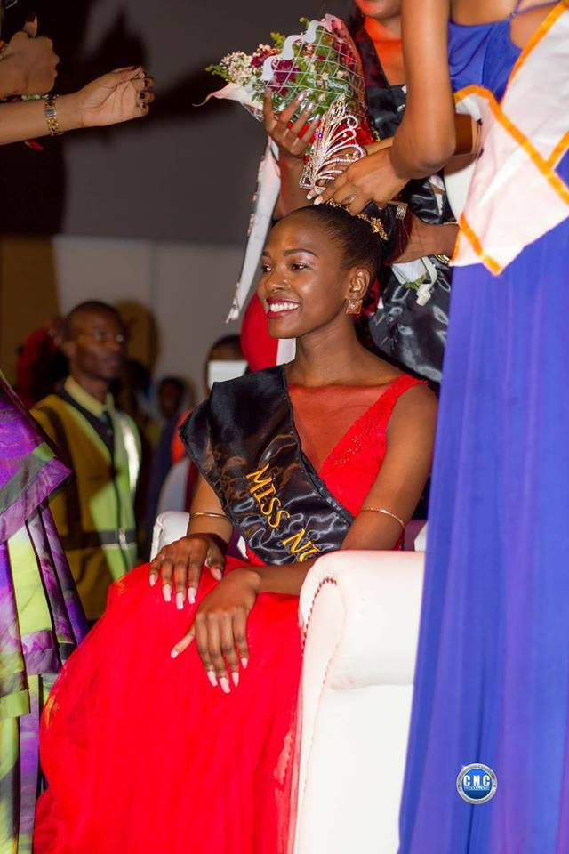 The face of Miss Nust 2018: Michelle Chikwengo