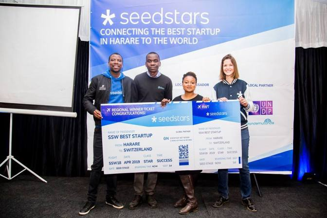 NUST student and Alumna co-founded online farm system wins at Seedstars Competition