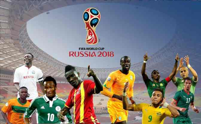 Russia 2018 World Cup: Africans' Rigidity Exposed