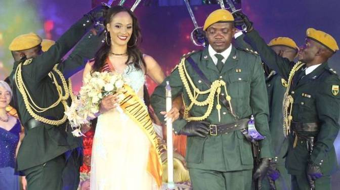 Mazowe College beauty claims Miss World Zimbabwe crown