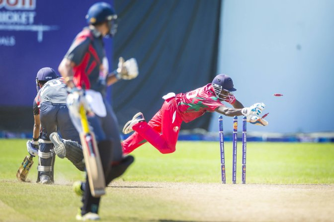 NUST Cricket Squad Voodoo continues at 2018 Campus Cricket World Finals