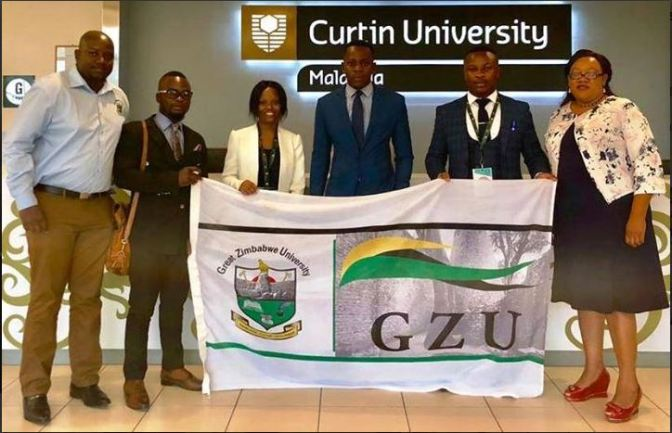 GZU SHINES AT CURTIN UNIVERSITY, MALAYSIA